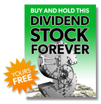 Buy and Hold This Dividend Stock Forever